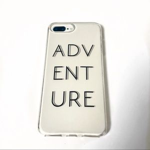 LETS TAKE AN ADVENTURE IPHONE CASE